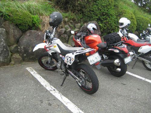 XR230モタード