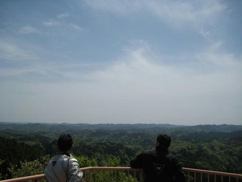 大福山展望台