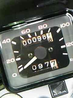 XR230納車時