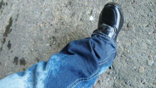 Noryの足