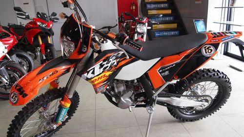 KTM 250EXC-F
