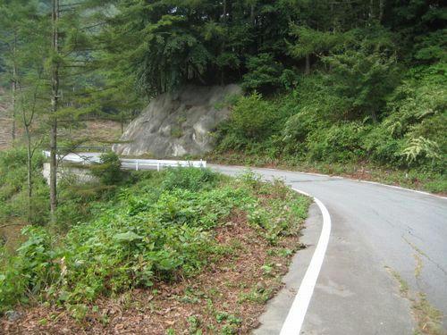 小森川林道