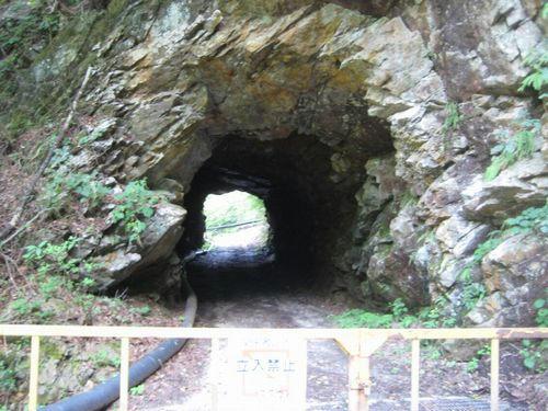 雁掛トンネル