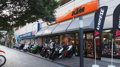 KTMお台場