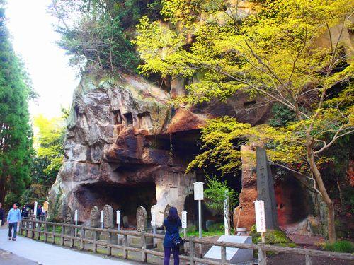 瑞巌寺周辺