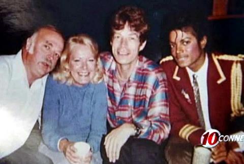 Michael Jackson Com Famosos 1307920288