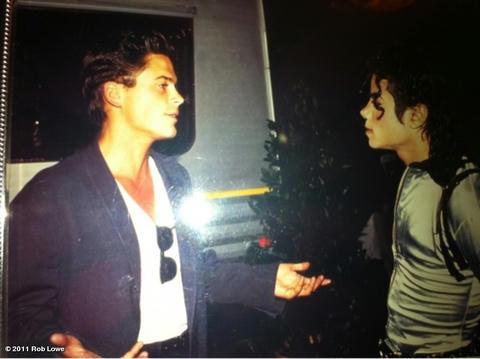 Michael Jackson Com Famosos 1308600856