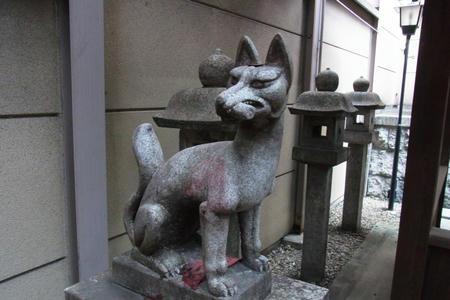 狛狐・巻物