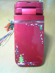 携帯クリスマス