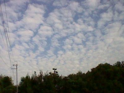 もろもろ雲