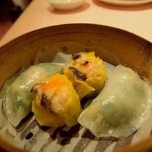 エビシューマイはプリップリッで美味でした。