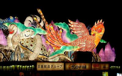 四神降臨 「白虎と青龍」の裏側