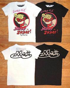 MINIチャンミルクTシャツ(Baby)