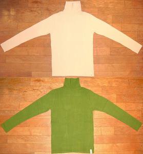 ストレッチJQ L/Sハイネック Tシャツ