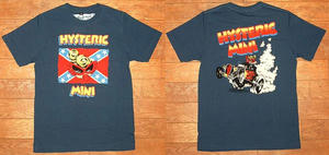 HYSTERIC星条旗半袖Tシャツ Navy