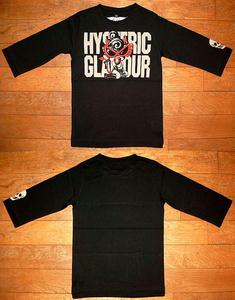 DEVIL MINI5分袖Tシャツ Black