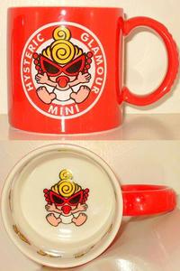 MINIマグカップ(小) Red