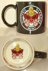 MINIマグカップ(小) Black