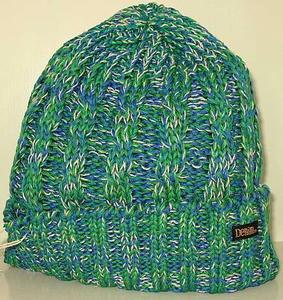 コットンミックス ニット CAP Green