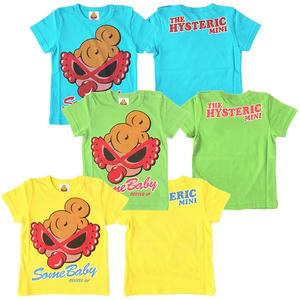 ヒステリックミニ ドッテッドローリングミニTシャツ
