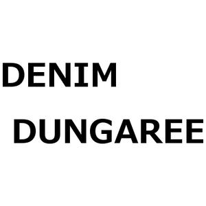 デニムアンドダンガリー 12オンスホームメイドデニム5Pロングパンツ