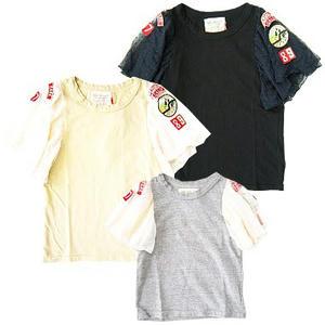 ゴートゥーハリウッド ビンテージテンジクボーイスカウトガールズ半袖Tシャツ