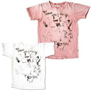 ゴートゥーハリウッド ビンテージテンジクグラフィティサイン半袖Tシャツ