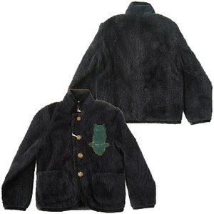デニムアンドダンガリー ボアスクールジャケット