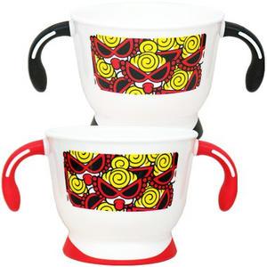 ヒステリックミニノベルティ 両手持ちカップ