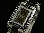 【ピンキー・ウォルマン】レディース腕時計PA91043-05