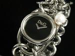 【D&Gドルチェ&ガッバーナ】Turtle Donnaレディース腕時計DW0164