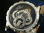 【Gallucciガルーチ】フルスケ自動巻き腕時計WT22327R-NB