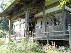 島根の無住寺