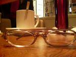カフェにて。