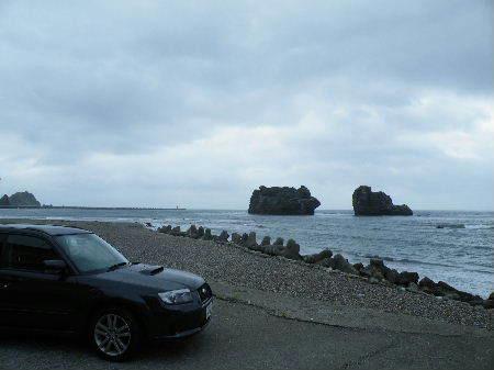 フォレスターで北海道ドライブ