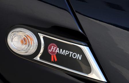 MINIクラブマン50周年記念モデル Hampton(ハンプトン)