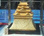 純金の名古屋城