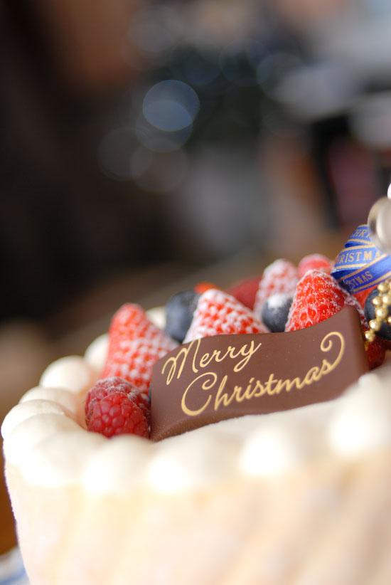 【Dessert】Christmas Cake