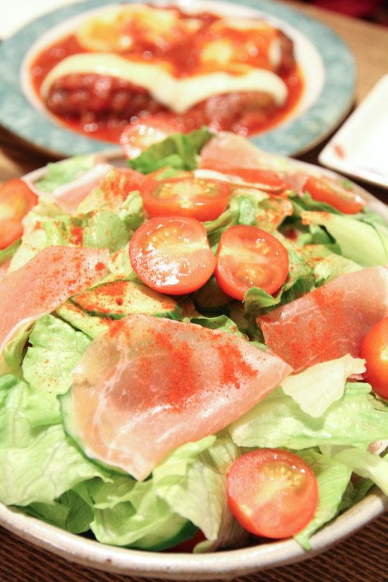 【Denner】友達家でのディナー