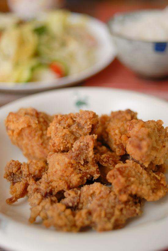 【Denner】鶏のから揚げ(写真食堂)