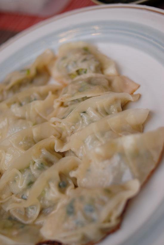 【Denner】小松菜と油揚げの炒め物(写真食堂)