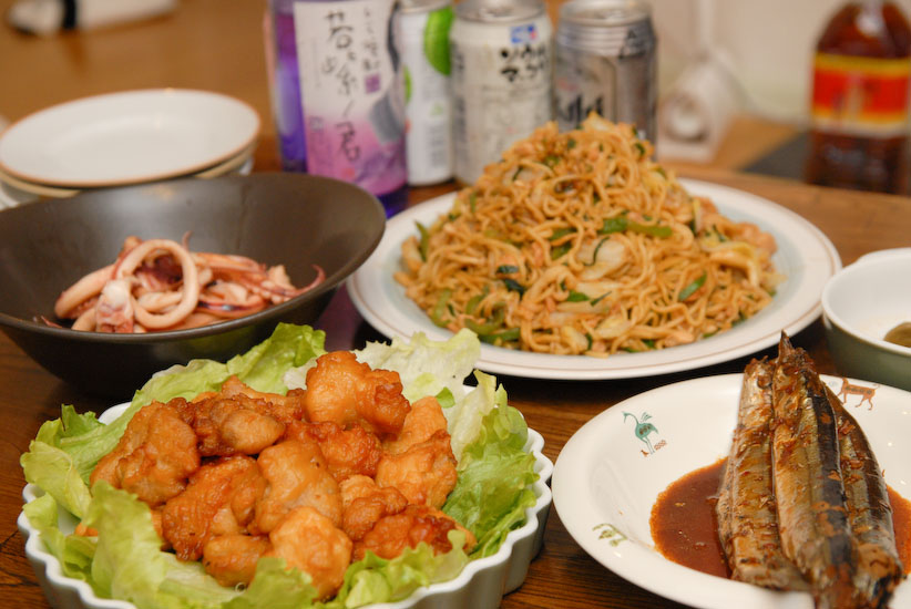 【Denner】おうちで飲み会(写真食堂)