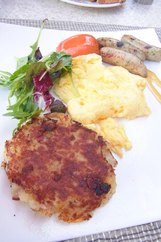【Hawaii-Breakfast】ロイヤルハワイアン(THE ROYAL HAWAIIAN)の朝食(写真食堂)