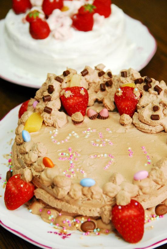 【本日のスイーツ】ひなまつりケーキ(写真食堂)