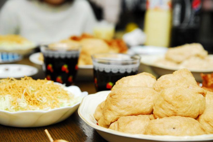 【本日のディナー】ひなまつりのおいしい料理(写真食堂)