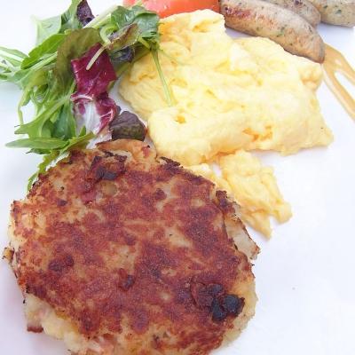 【Hawaii-Breakfast】ロイヤルハワイアンの朝食(写真食堂)