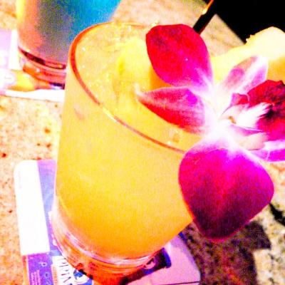 【Hawaii-Denner】ハワイアンカクテル(Hawaiian Cocktail)(写真食堂)