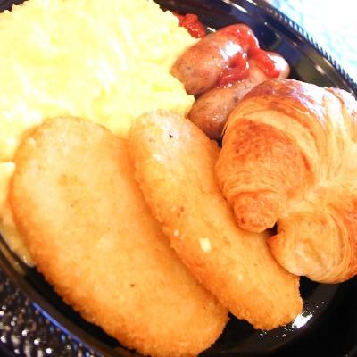 【Hawaii-Breakfast】イングリディエント(Ingredients)で朝食(写真食堂)