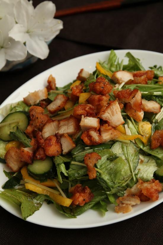【レシピ】おいしい豚肉うどん(写真食堂)