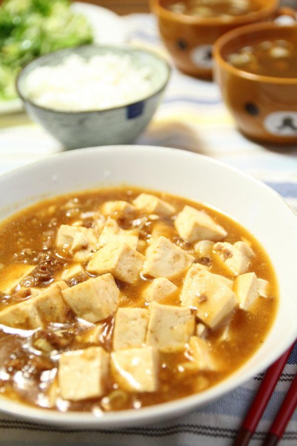 【Denner】麻婆豆腐(写真食堂)